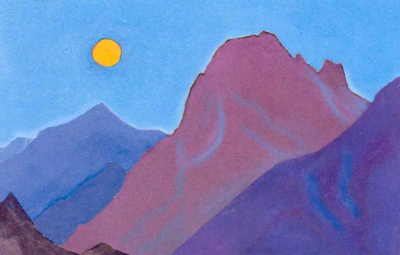 Evening # 31. Roerich N.K. (Part 5)