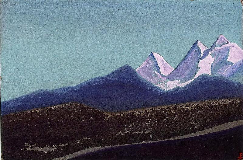 Himalayas # 50. Roerich N.K. (Part 5)