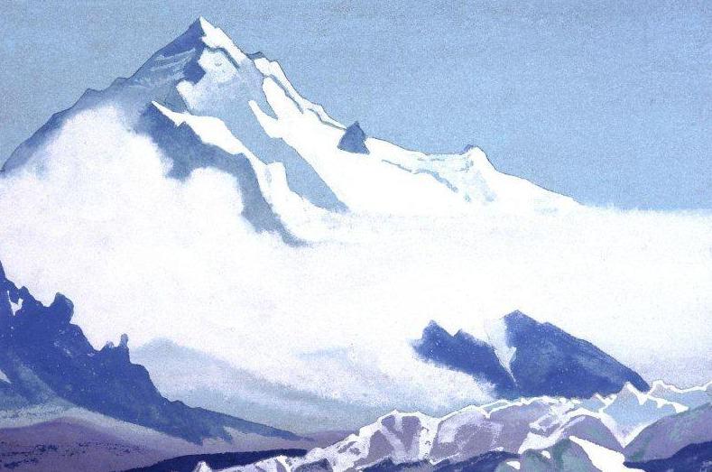 Himalayas #201. Roerich N.K. (Part 5)