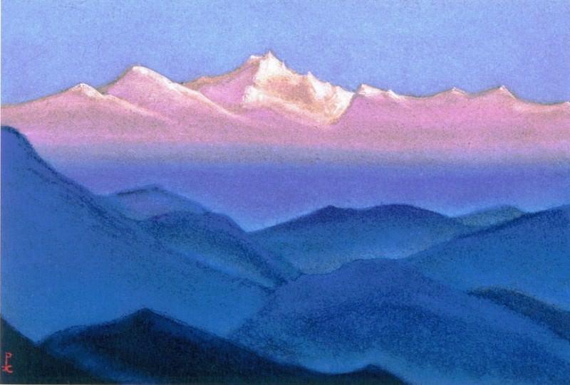Dawn # 173. Roerich N.K. (Part 5)