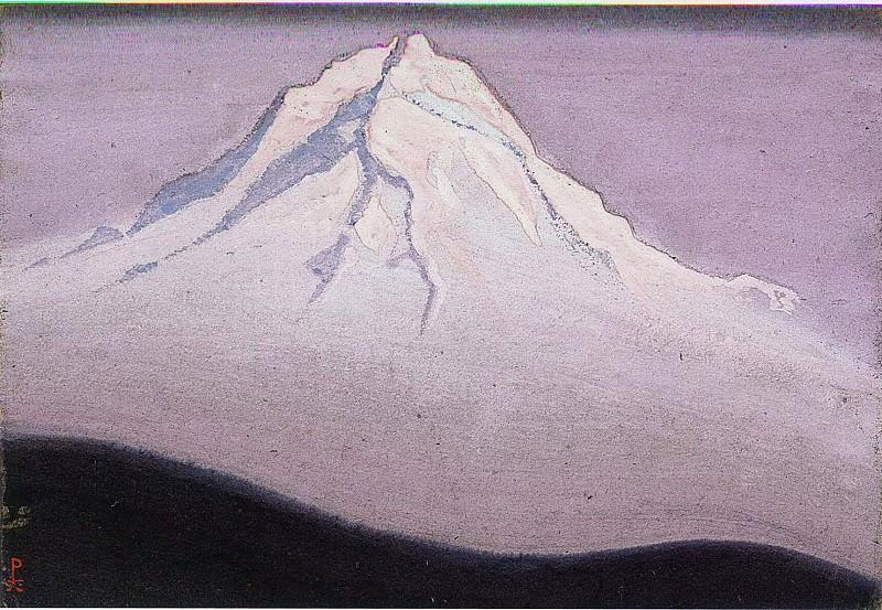 Himalayas # 54. Roerich N.K. (Part 5)