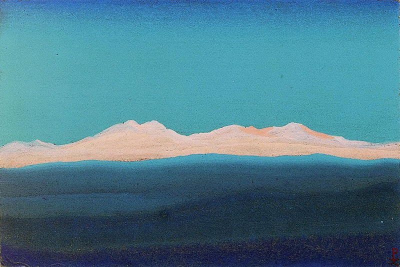 Morning # 91. Roerich N.K. (Part 5)