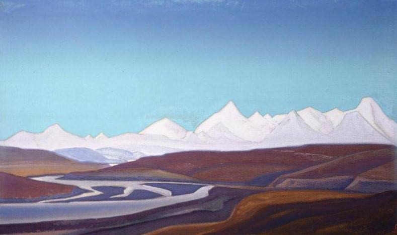 Holy Tanghla. Roerich N.K. (Part 5)