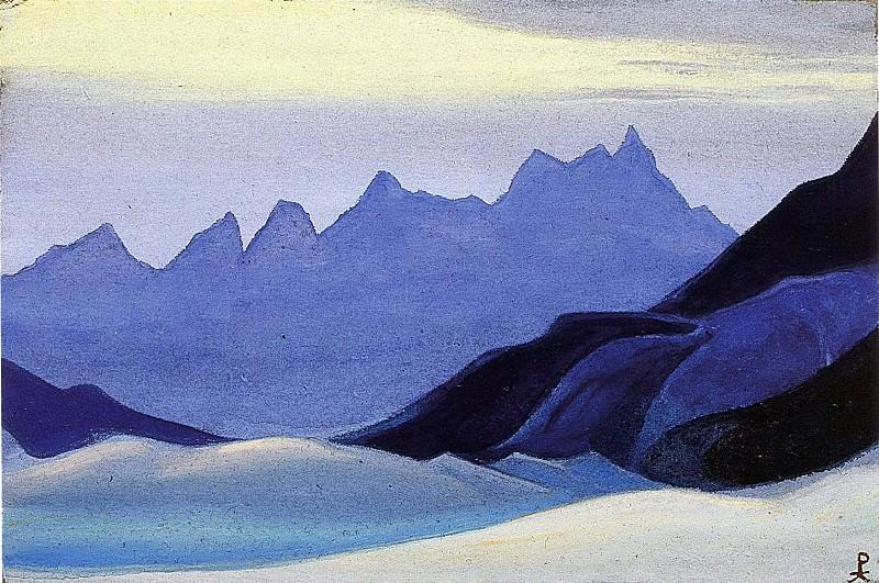 Гималаи #105. Рерих Н.К. (Часть 5)