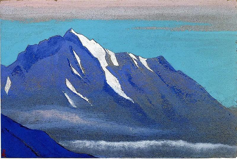 Himalayas # 9. Roerich N.K. (Part 5)