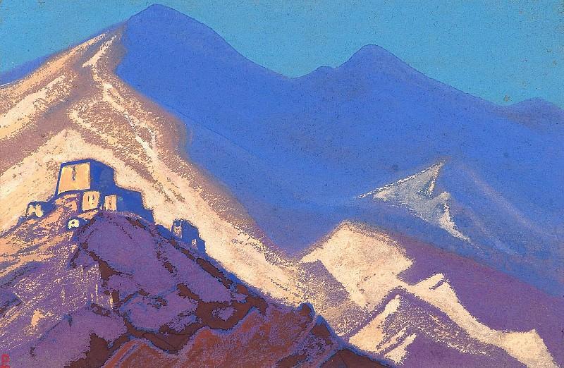 Tibet # 87. Roerich N.K. (Part 5)