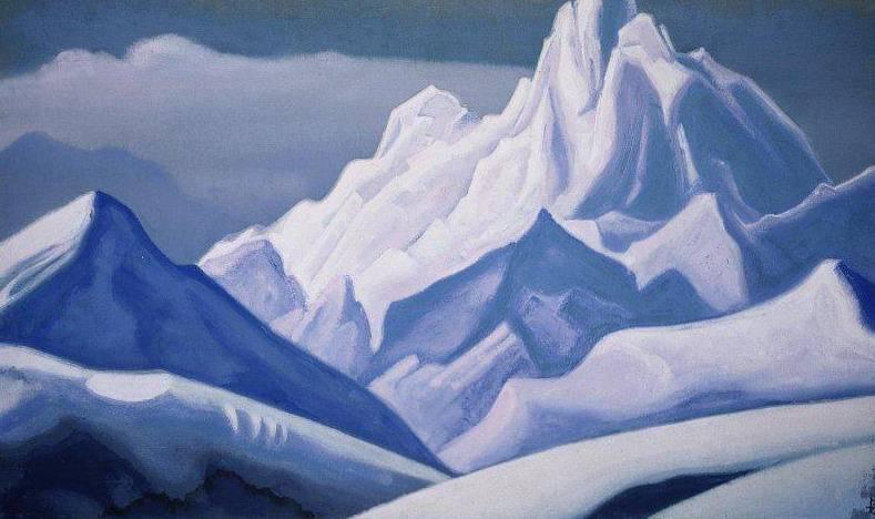 Himalaya (2). Roerich N.K. (Part 5)