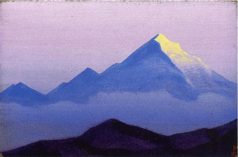 Himalayas #282. Roerich N.K. (Part 5)