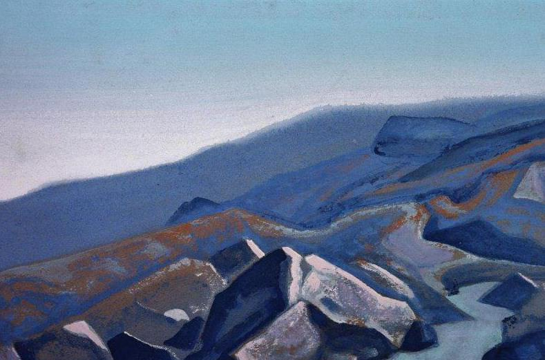 Hill. Roerich N.K. (Part 5)