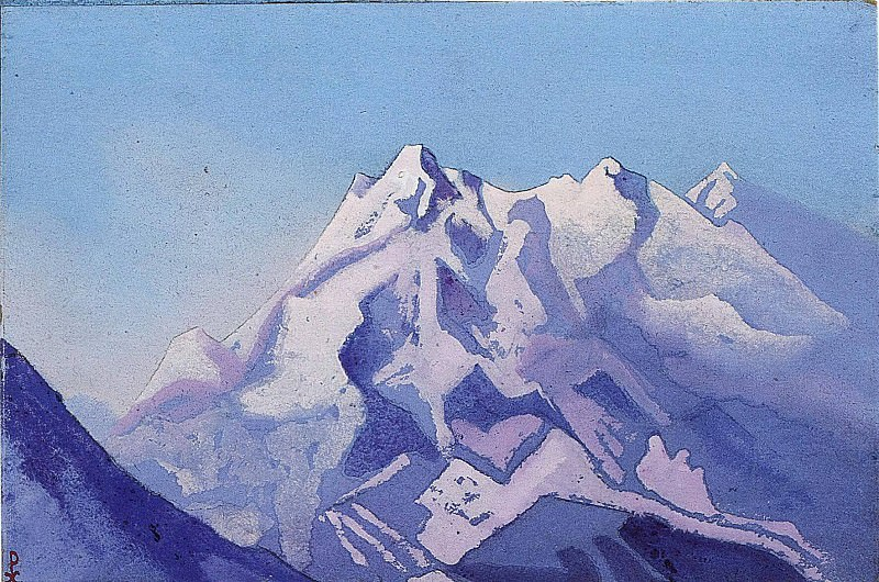 Vertices # 41. Roerich N.K. (Part 5)
