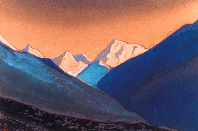 Tanggu # 60. Roerich N.K. (Part 5)