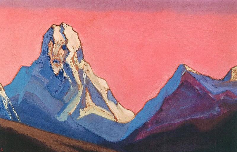 Giant # 78. Roerich N.K. (Part 5)
