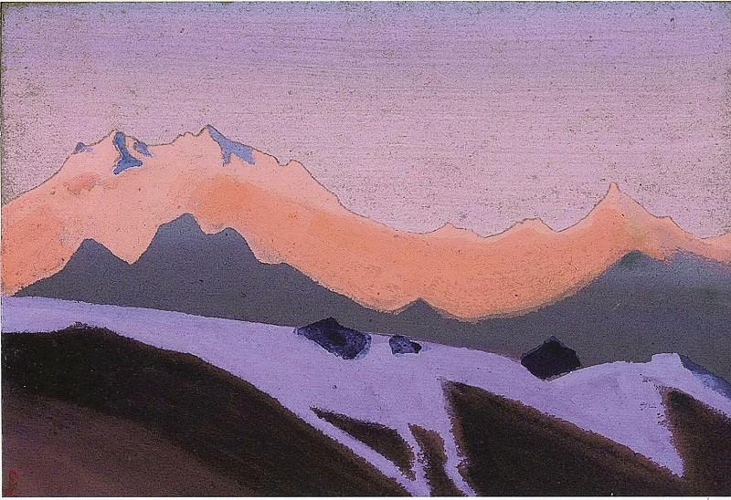 Evening. Roerich N.K. (Part 5)