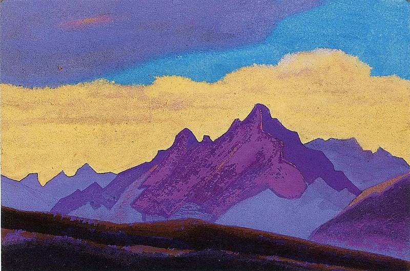 Гималаи #94. Рерих Н.К. (Часть 5)