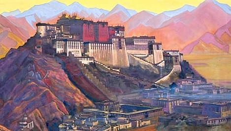 Stronghold Tibet # 10],. Roerich N.K. (Part 5)