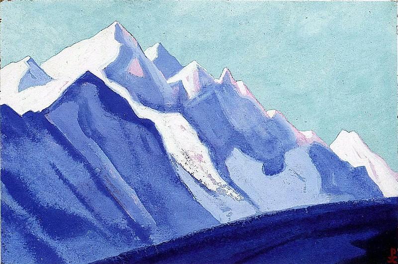 Himalayas # 70. Roerich N.K. (Part 5)