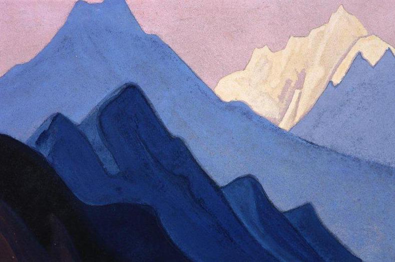Top. Roerich N.K. (Part 5)