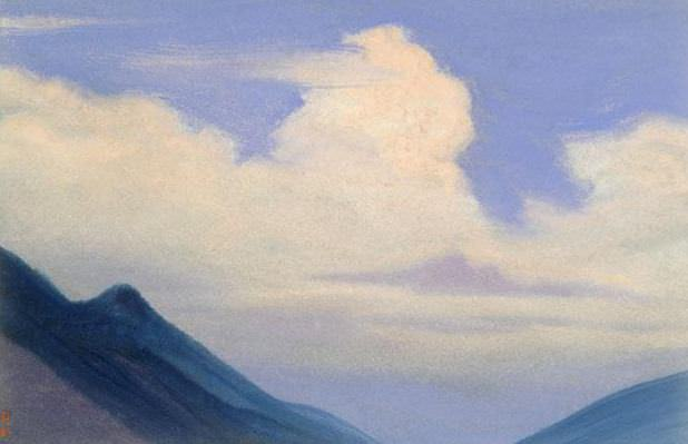 Clouds # 77. Roerich N.K. (Part 5)