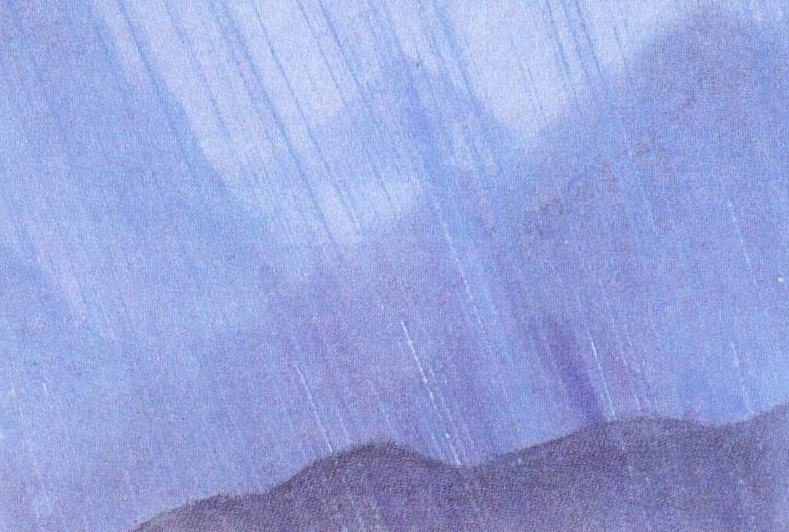 Shower # 124. Roerich N.K. (Part 5)