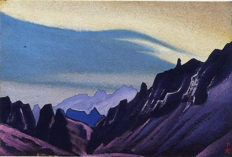 Ladakh # 199. Roerich N.K. (Part 5)