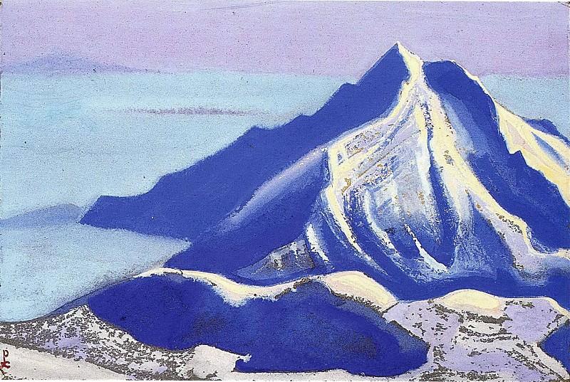 Himalayas # 98. Roerich N.K. (Part 5)