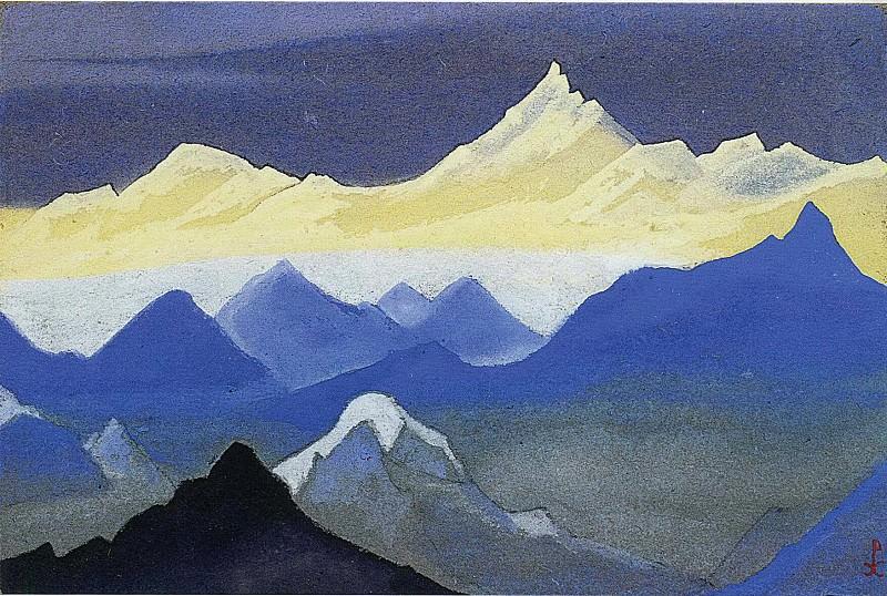 Гималаи #115. Рерих Н.К. (Часть 5)