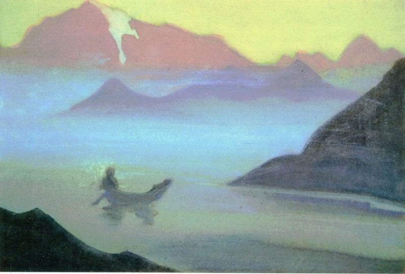 Bulletin of the Himalayas # 24],. Roerich N.K. (Part 5)
