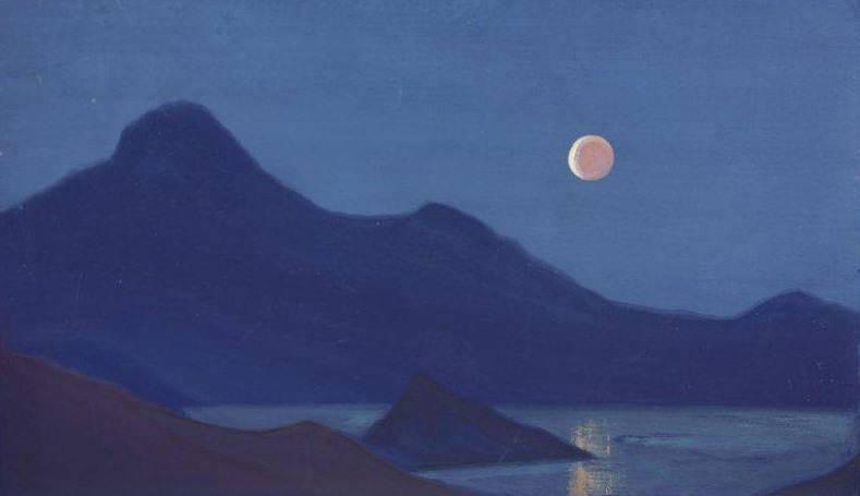 Eclipse # 25. Roerich N.K. (Part 5)