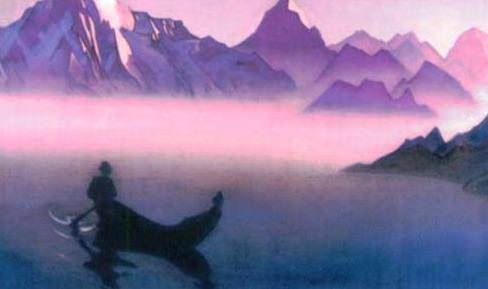 Bulletin of from Himalaya (sent home). Roerich N.K. (Part 5)