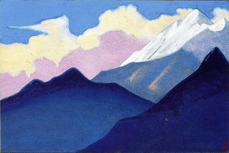 Himalayas #189. Roerich N.K. (Part 5)