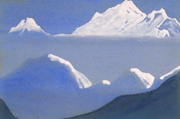 Гималаи #47 Музыка снежных вершин. Рерих Н.К. (Часть 5)