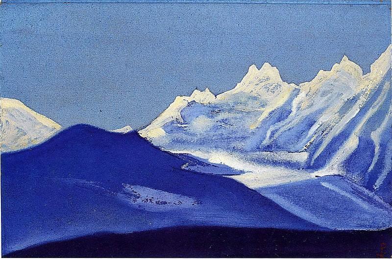 Himalayas # 68. Roerich N.K. (Part 5)