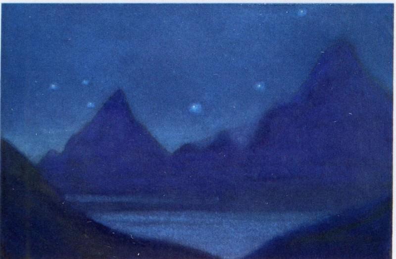 Night # 94. Roerich N.K. (Part 5)