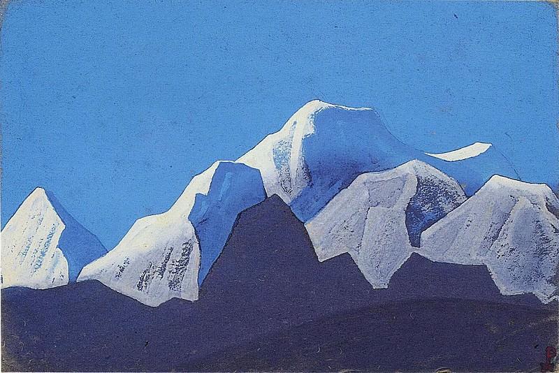 Kanchenjunga # 182. Roerich N.K. (Part 5)