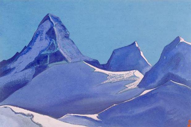 Сокровище снегов #84 Сокровища снегов (Канченджанга). Рерих Н.К. (Часть 5)