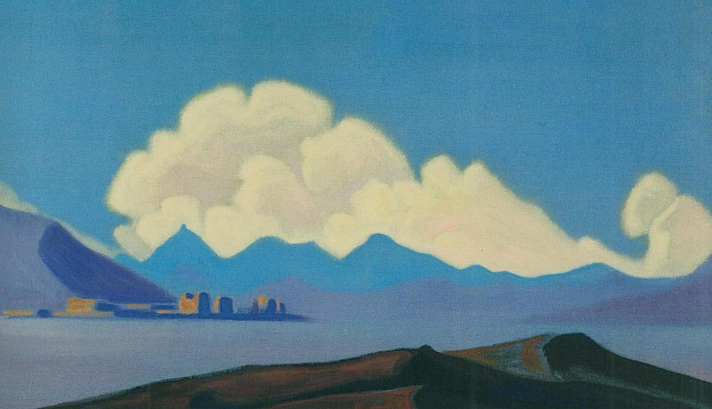 Everest north # 69. Roerich N.K. (Part 5)