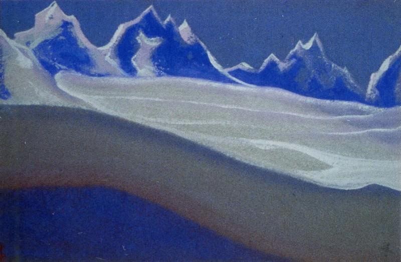 Гималаи #38 Сверкающая гряда. Рерих Н.К. (Часть 5)