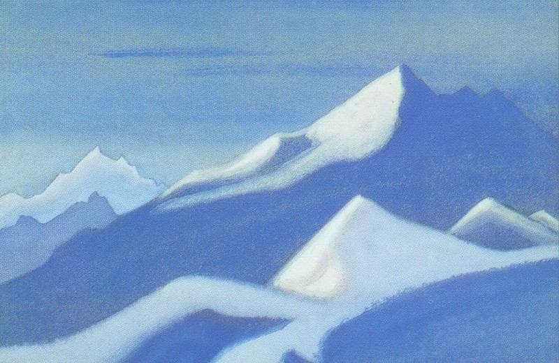 Гималаи #109 Последний луч. Рерих Н.К. (Часть 5)