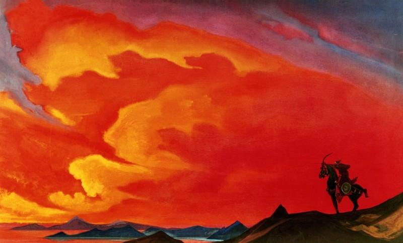 Gessar Khan # 1. Roerich N.K. (Part 5)