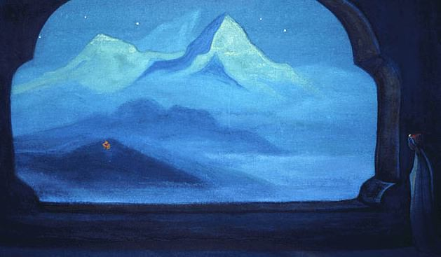 Fire. Roerich N.K. (Part 5)