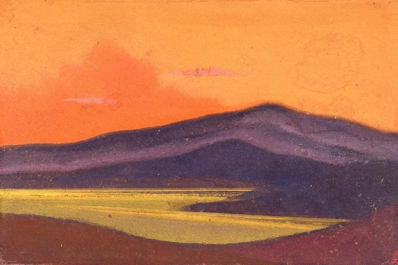 Tibet # 22. Roerich N.K. (Part 5)