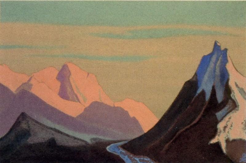 Evening # 8],. Roerich N.K. (Part 5)