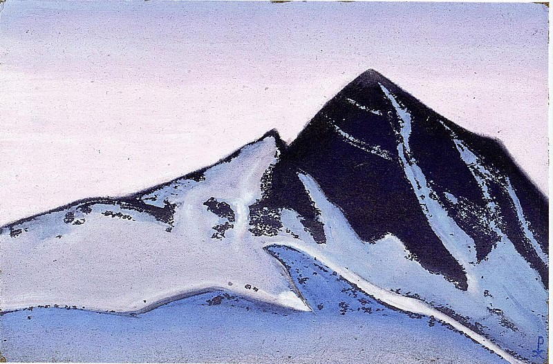 The Himalayas # 108. Roerich N.K. (Part 5)