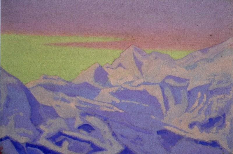 Morning # 37.. Roerich N.K. (Part 5)