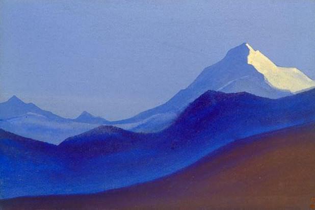 Гималаи #16 Канченджанга. Рерих Н.К. (Часть 5)