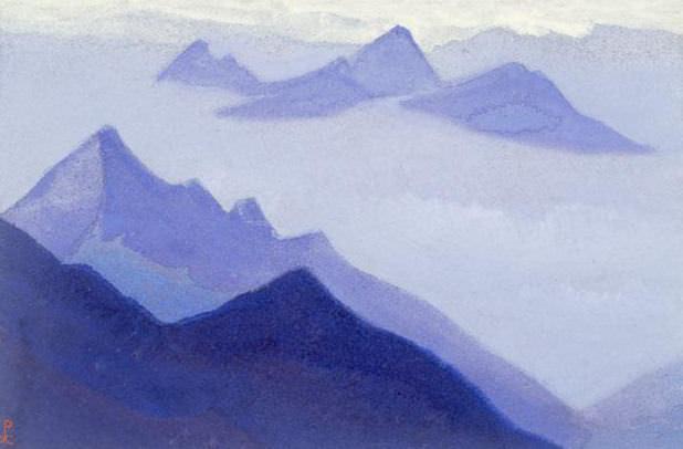 Mists # 73. Roerich N.K. (Part 5)