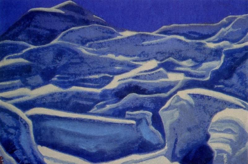 Ice # 42.. Roerich N.K. (Part 5)