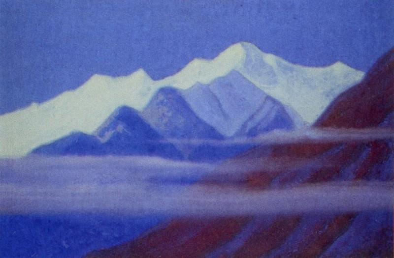 Genisaret lake (Genisaretsky fishing). Roerich N.K. (Part 5)