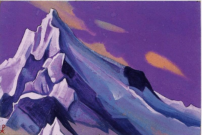Himalayas # 48. Roerich N.K. (Part 5)