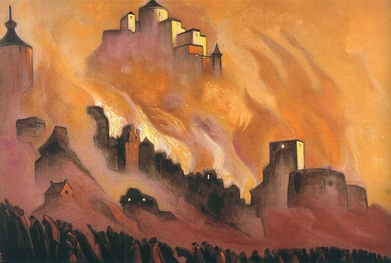Армагеддон #8. Рерих Н.К. (Часть 5)